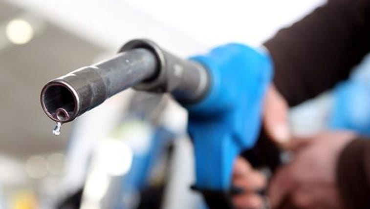 Gas Prices in Atlanta are down more than 7 cents over