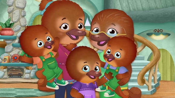 Daniel Tiger\' will become a movie! Watch the first exclusive clip