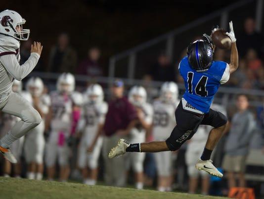 HS Football: Montgomery Catholic vs. Alabama Christian