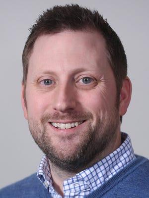 Michael Vitti, Iowa City Press-Citizen sales manager