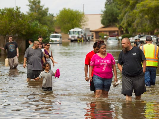 Mesa families recovering from flood 3