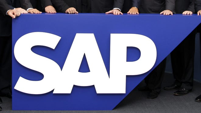 Shares of Concur Technologies jumped 19.7%, in aftermarket trading Thursday on news of the SAP deal.