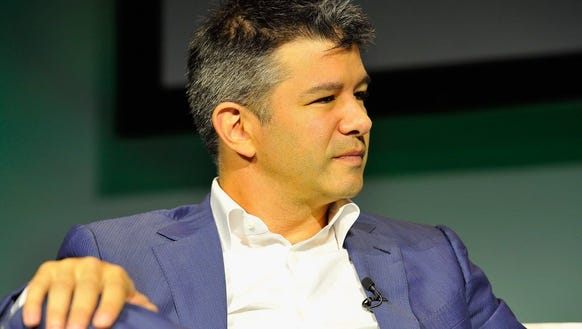 Uber CEO Travis Kalanick