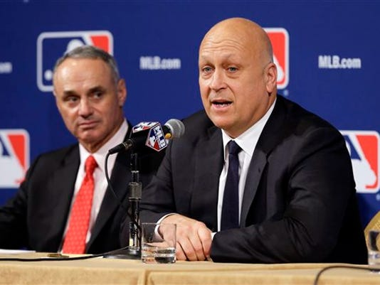 Cal Ripken Jr, Robert Manfred