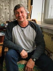 Sergei Sokolov, in Crimea, on Nov. 26