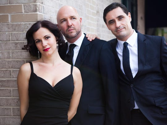 O Sole Trio is an ensemble featuring soprano Erin Shields, baritone Giuseppe Spoletini and David Shenton on piano and violin. O Sole Trio is set to appear Oct. 30 as part of Arkansas State University Mountain Home''s Performing Arts Series.