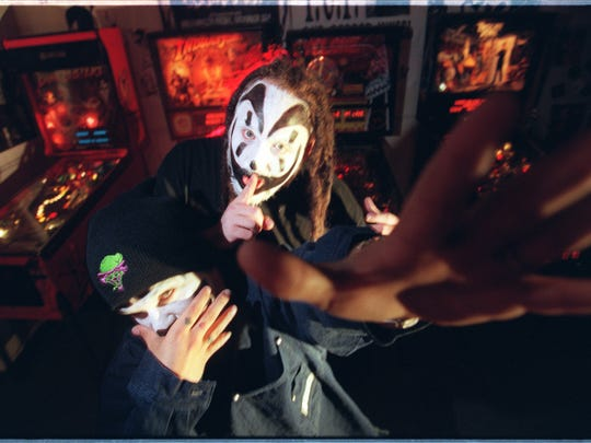 Insane Clown Posse play The Venue in Mason Dec. 21.