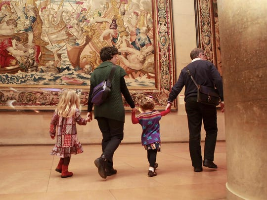 Holiday break is a great time to revisit the Philadelphia Art Museum, where families can take holiday-themed tours or create still life holiday cards.
