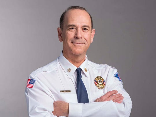Chief Charles Moore, Truckee Meadows Fire Protection District
