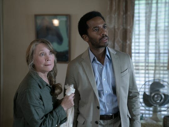 Henry Deaver (Andre Holland) returns to town, and his