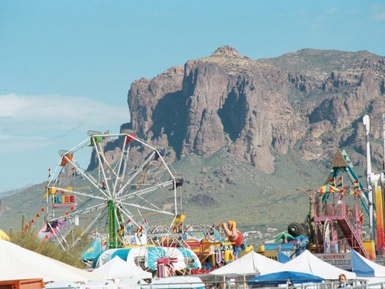 Festival of the Superstitions.
