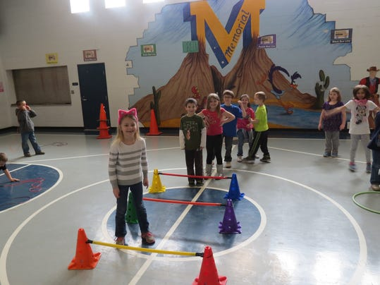 Memorial Students Jump For Heart For Aha