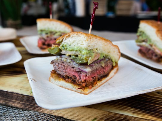 Burger Battle at the Scottsdale Waterfront will feature chefs from across the Valley.