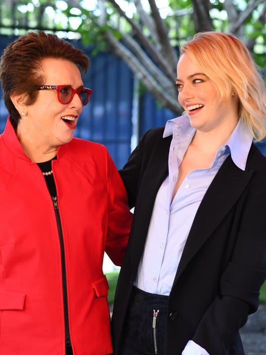 2017-09-11-Billie Jean King-Emma Stone