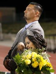 Samantha Gonzalez, a AIM Program student, was elected