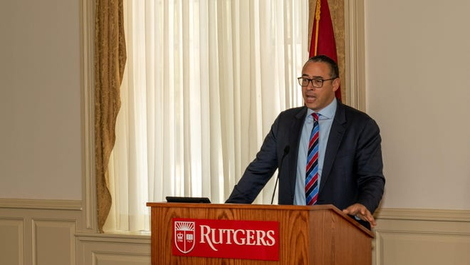 Q&A from press conference with new Rutgers President Jonathan Holloway