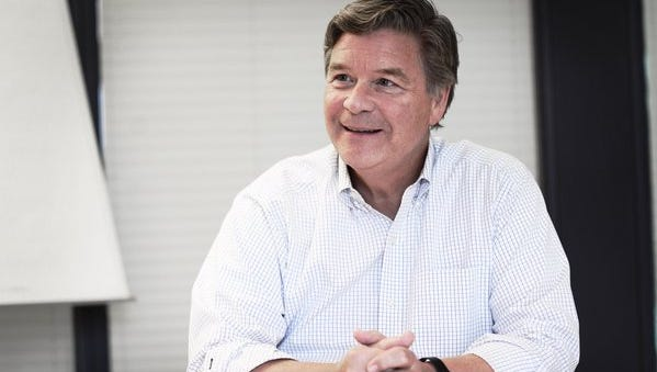 Jerry Schnoor is a professor in civil and environmental engineering and co-director of the Center for Global and Regional Environmental Research at the University of Iowa.