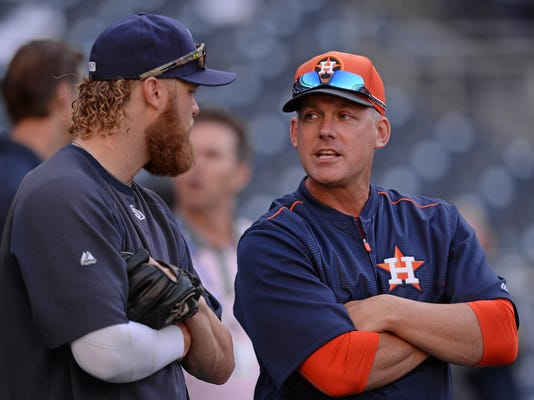 MLB: Houston Astros at San Diego Padres