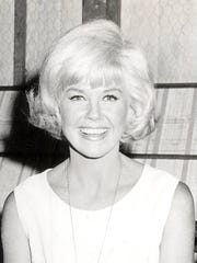 Actress Doris Day was the top female box office draw.