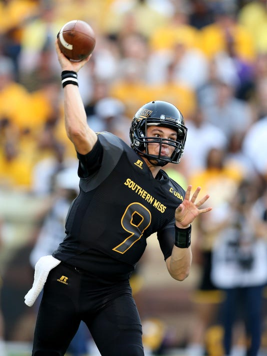 NCAA Football: Savannah State at Southern Mississippi