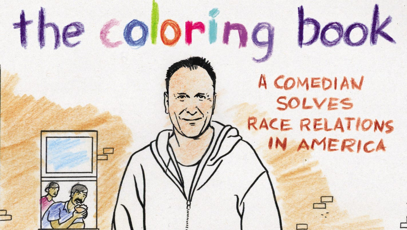 The coloring book review colin quinn - The Coloring Book Review Colin Quinn 7