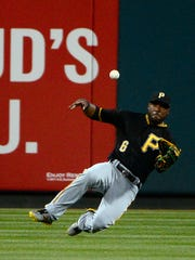 Pirates outfielder Starling Marte has been suspended 80 games for failing a drug test.