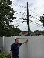 Plymouth resident Tom Trestler said the collection