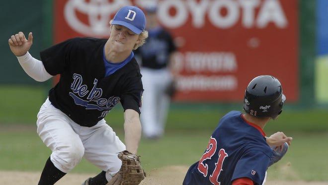 Emmett Kulick has helped De Pere make back-to-back American Legion Class AAA state baseball tournament appearances.