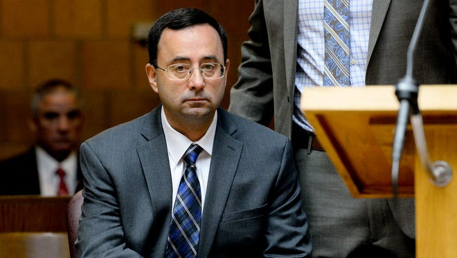 A judge granted a request to add USA Gymnastics to a civil lawsuit filed against former Michigan State University doctor Larry Nassar.