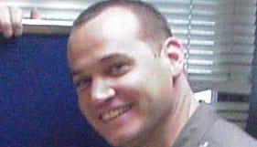 Trooper Seamus Lyons in 2006.