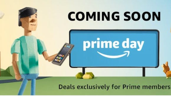 Amazon's Prime Day sale launched the evening of Monday,