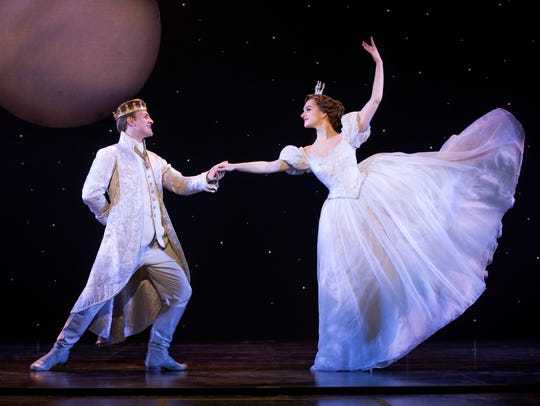 "The national tour of ""Cinderella"""
