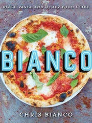 "Chris Bianco's first cookbook, ""Bianco."""