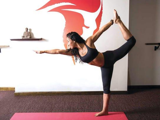 Fireshaper Yoga, Tenafly.