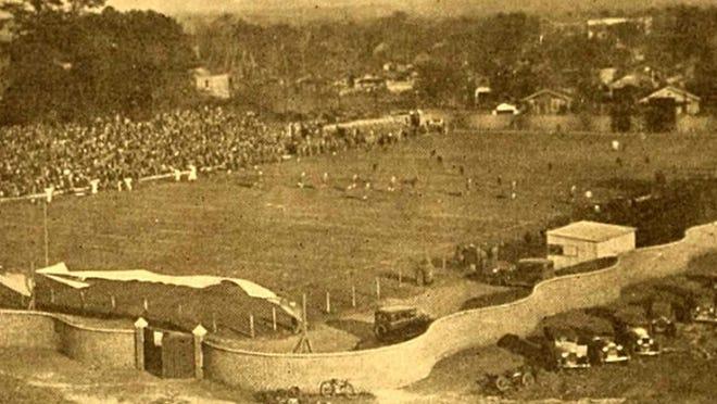 ARC Stadium in 1933.