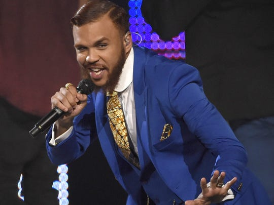 Jidenna, rapper, singer, songwriter, and record producer, to perform at Coachella on Sunday, April 15. (AP)