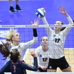 Michigan State volleyball season ends one match short of Final Four