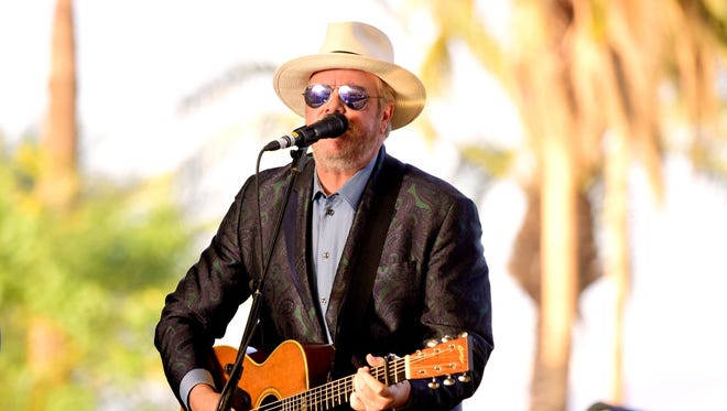 Robert Earl Keen performs onstage during the 2016 Stagecoach Country Music Festival at Empire Polo Club on April 29, 2016 in Indio, California. Keen is setting out on a 30-show tour with college friend and collaborator Lyle Lovett.