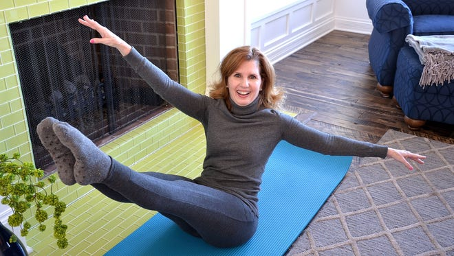 Dance and pilates have helped Sandi Weinberg stay in great shape.