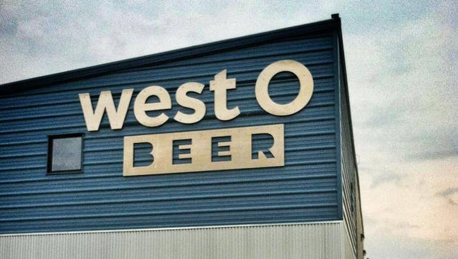 West O Brewing in Okoboji.