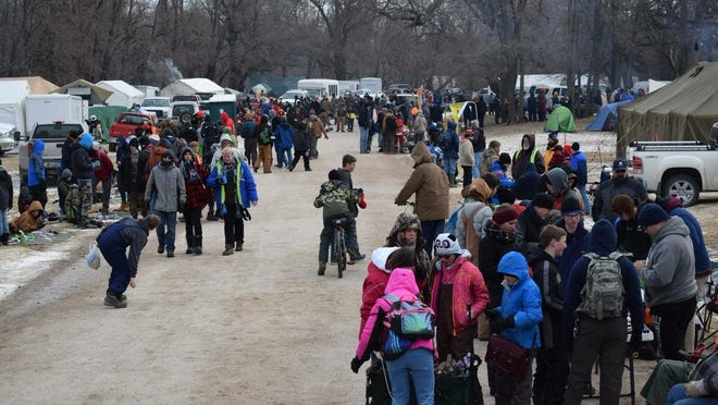 The 2021 edition of Trappers Rendezvous at West Park has been canceled due to increasing numbers of COVID-19.
