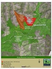 The Southern Appalachian Highlands Conservancy has just purchased 324 acres in the Highlands of Roan for permanent conservation.