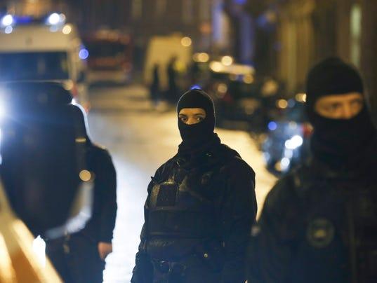 EPA BELGIUM  ANTI TERORIST ACTION POL TREATIES & ORGANISATIONS BEL