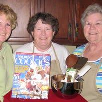 Patty, Kathy and Joy