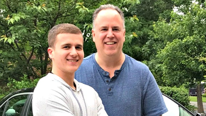 Joseph (left) and Patrick Wahl