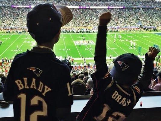 Gisele Bundchen and Tom Brady's kids