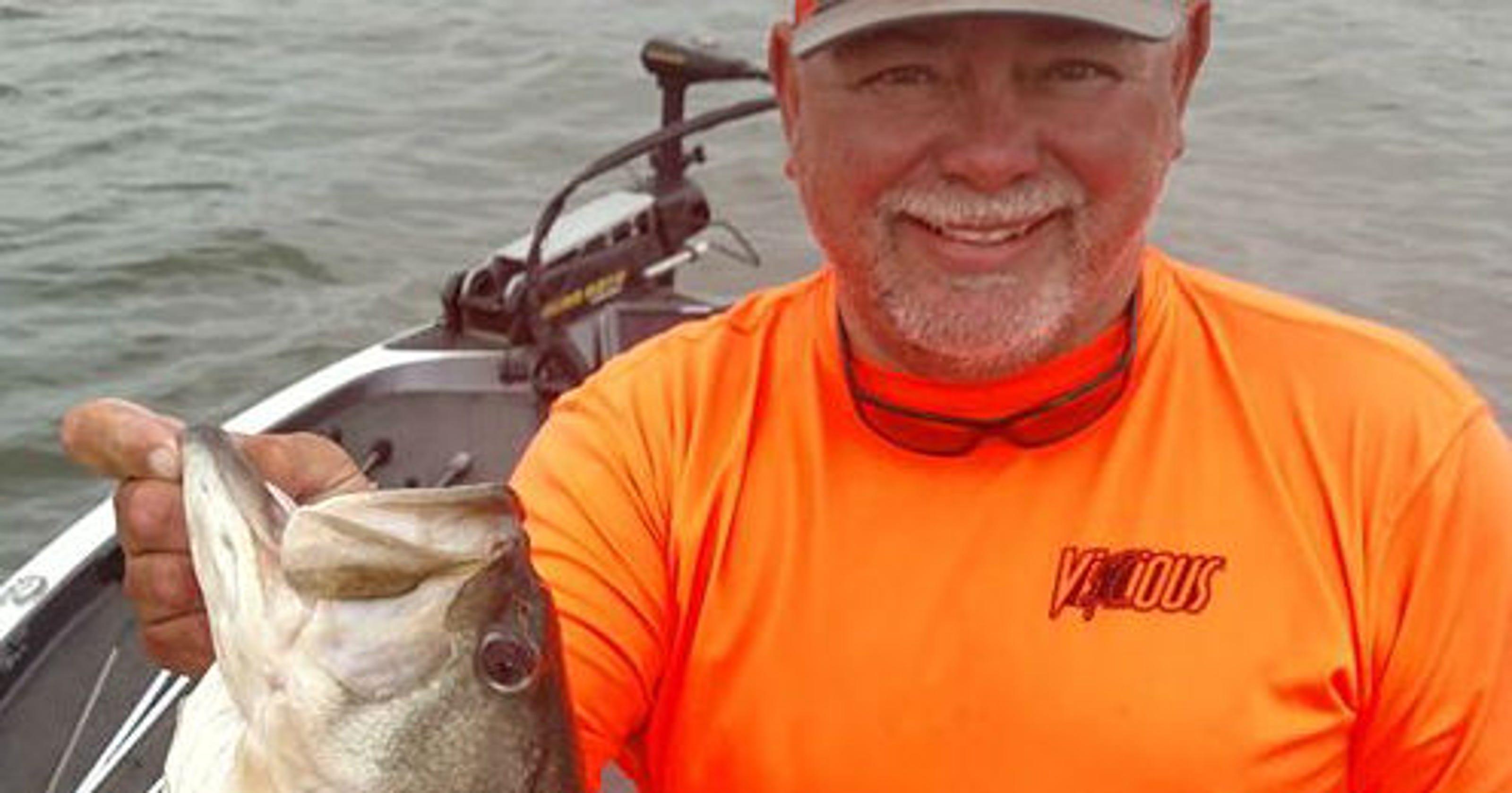 Nashville fishing: Kentucky Lake angler keeps 10-pound