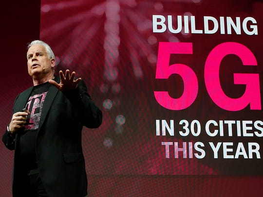 Chief Technology Officer Neville Ray details T-Mobile's