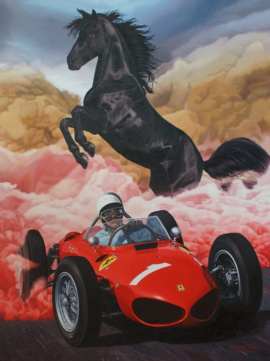 """Ferrari Magesty"""
