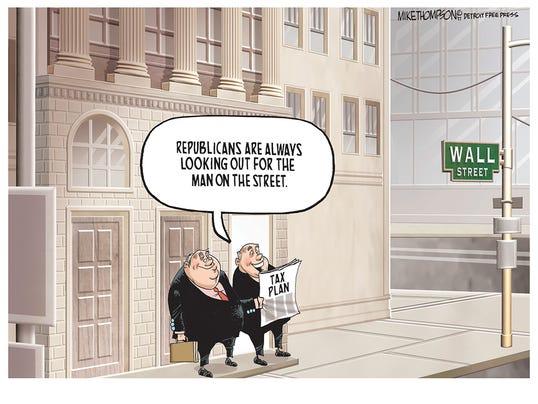 The Republican tax plan